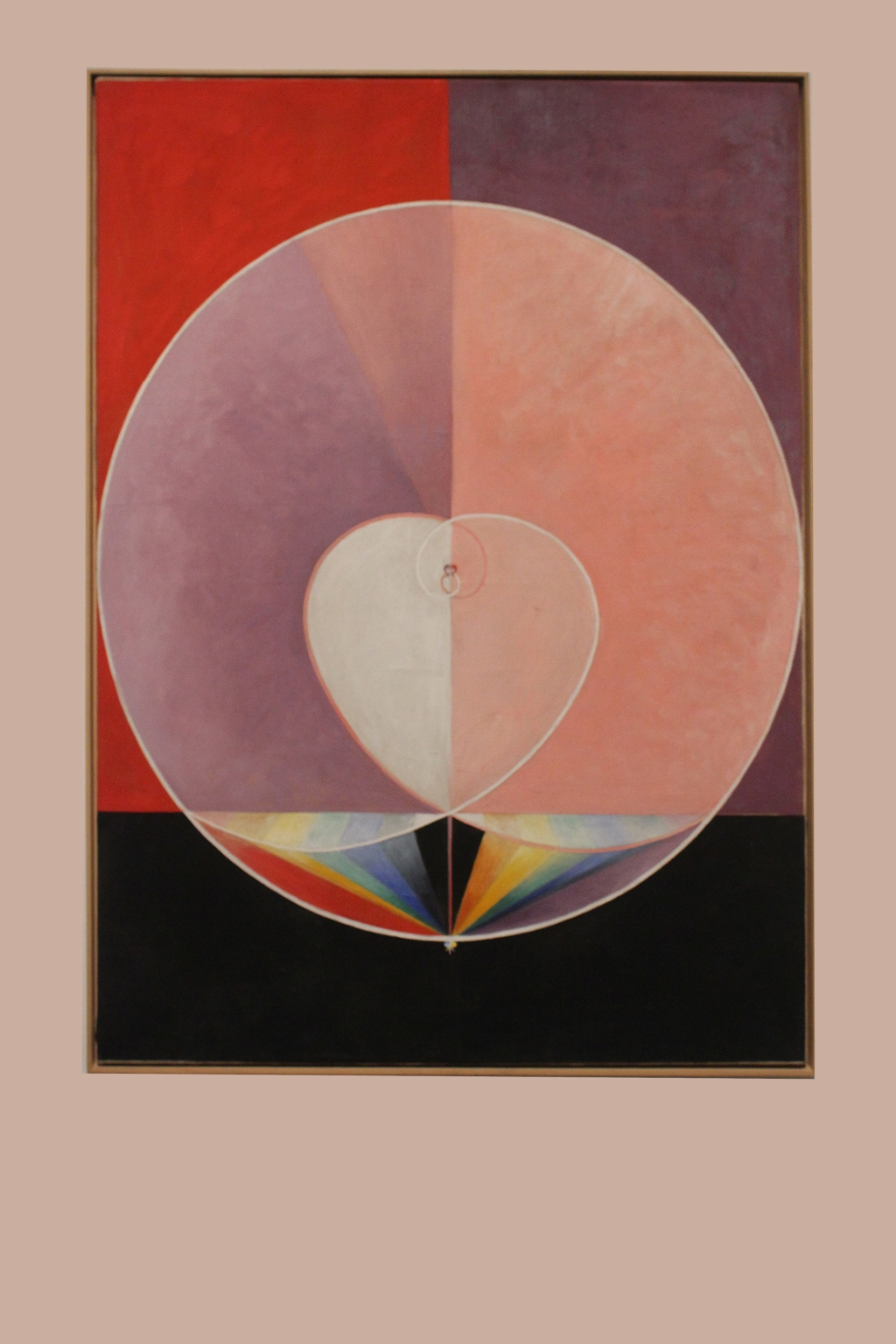 Hilma Klint The Dove